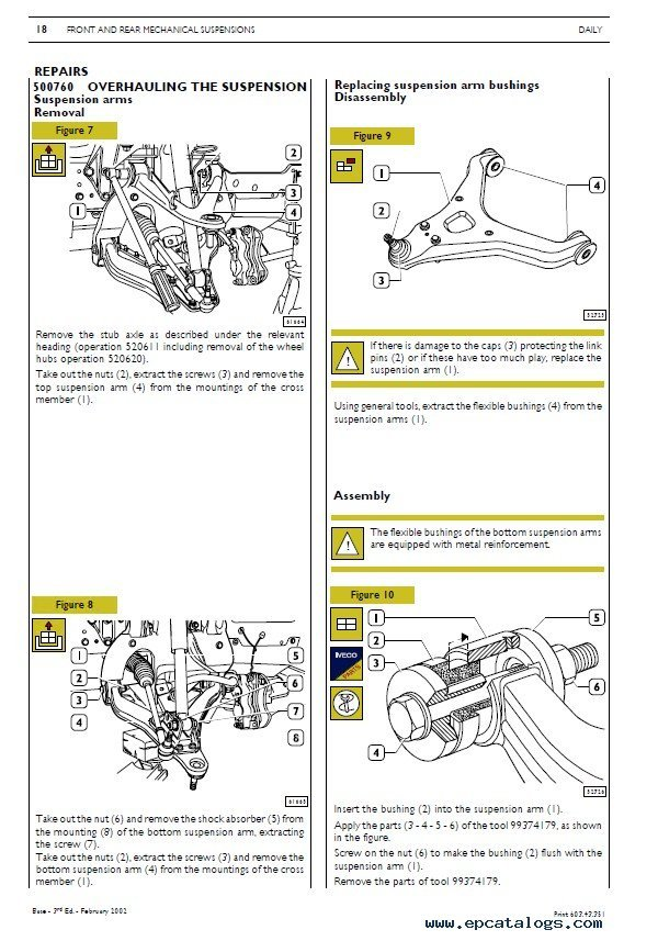 Iveco Turbo Daily Wiring Diagram : Iveco turbo daily wiring diagram