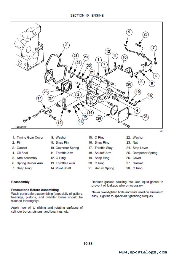 New Holland Ls160 Ls170 Skid Steer Loader Pdf Manual