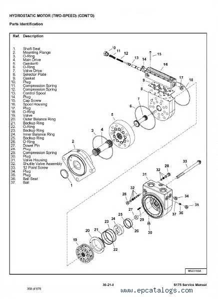 27 Bobcat 753 Wiring Diagram