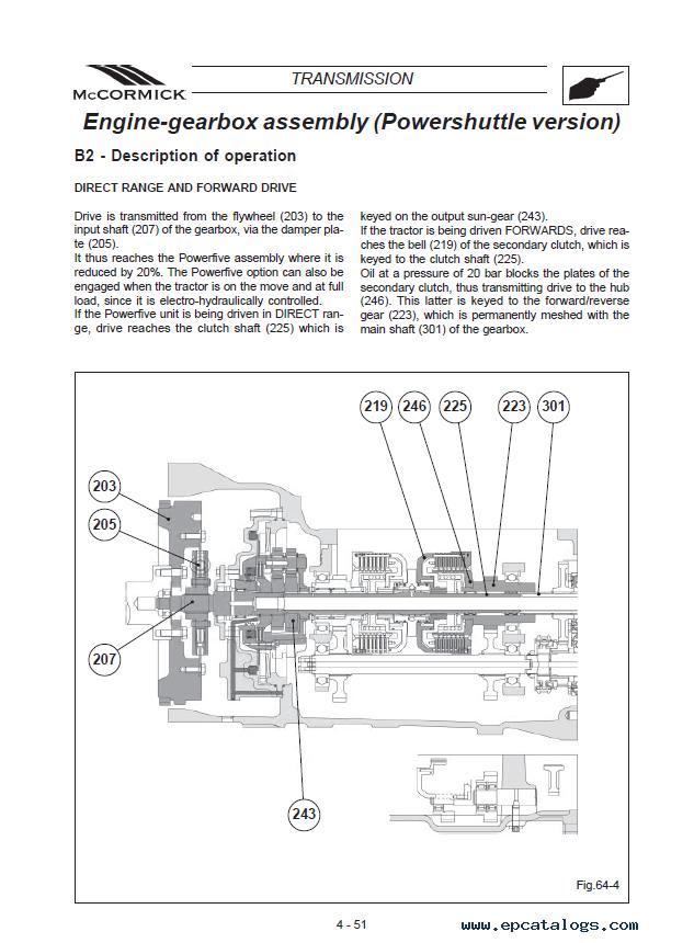McCormick F 607080 F 758595105 GEXL Tractors PDF
