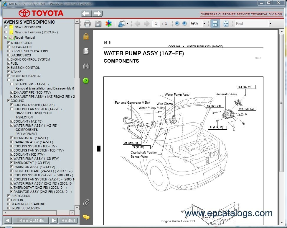 1990 toyota hilux workshop manual pdf