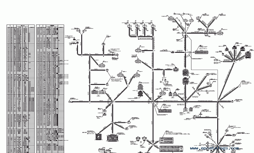 Hitachi Double Din Wiring Schematic - Wire Diagram Here on