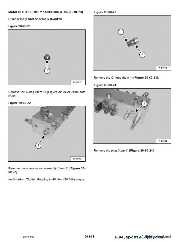 repair manual bobcat e32 compact excavator service manual pdf - 2
