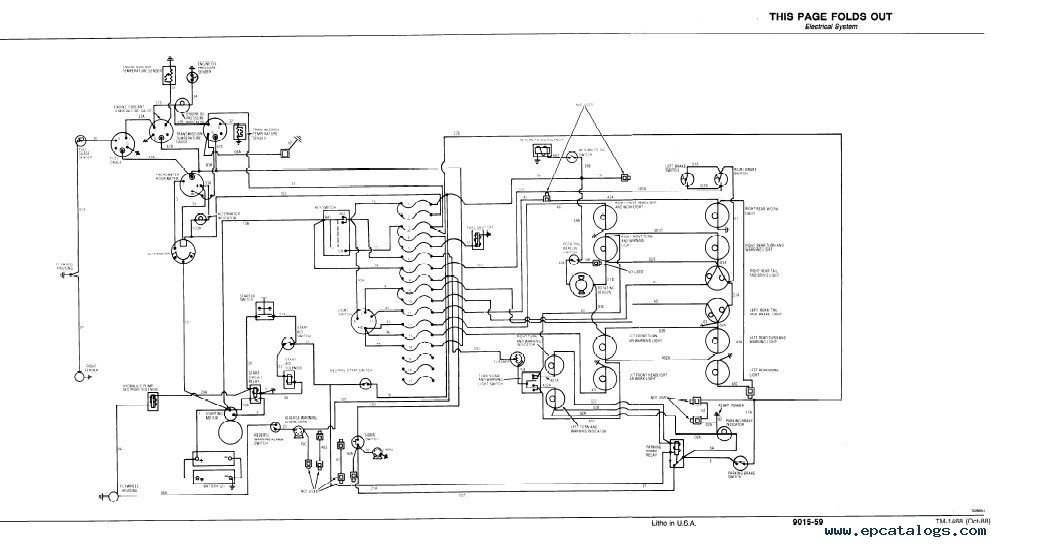 wiring diagram for a john deere 6400 with Wiring Diagram For John Deere Backhoe on 3406b Cat Engine Diagram in addition Wiring Diagram For A John Deere 6400 The Wiring Diagram as well 5400 John Deere Tractor Fuse Box likewise S895902 in addition John Deere Fuse Box Diagram.
