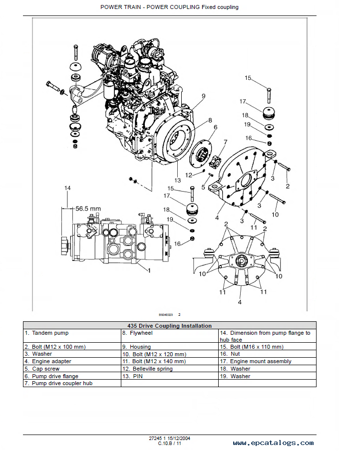 case 435 445 skid steer tier ii engine repair manual pdf rh epcatalogs com 530 Case Tractor Wiring Diagram 530 Case Tractor Wiring Diagram