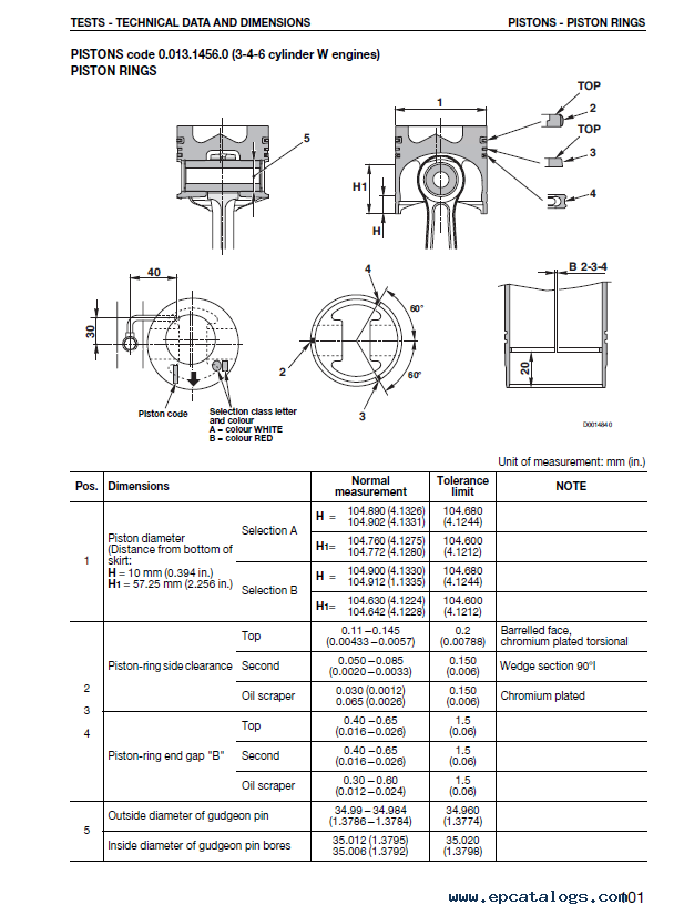 [DIAGRAM_1CA]  Deutz Engine Serie 1000/3-4-6 Cylinders EURO 2 PDF | Deutz Engine Schematics |  | EPCATALOGS