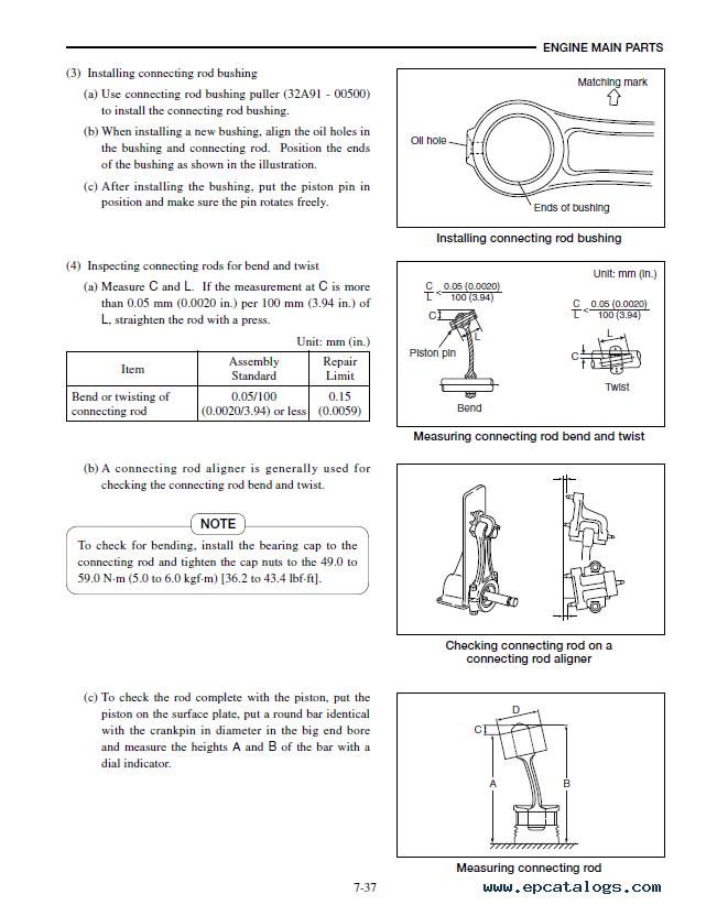 caterpillar S6S Diesel Engine DP40 DPL40 DP45 DP50 GP40 GPL40 Chassis &  Mast Service Manual PDF