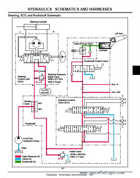 john deere lt133 repair guide download