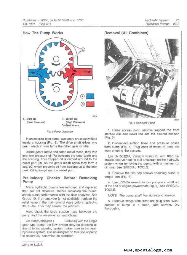 john deere rx75 manual pdf