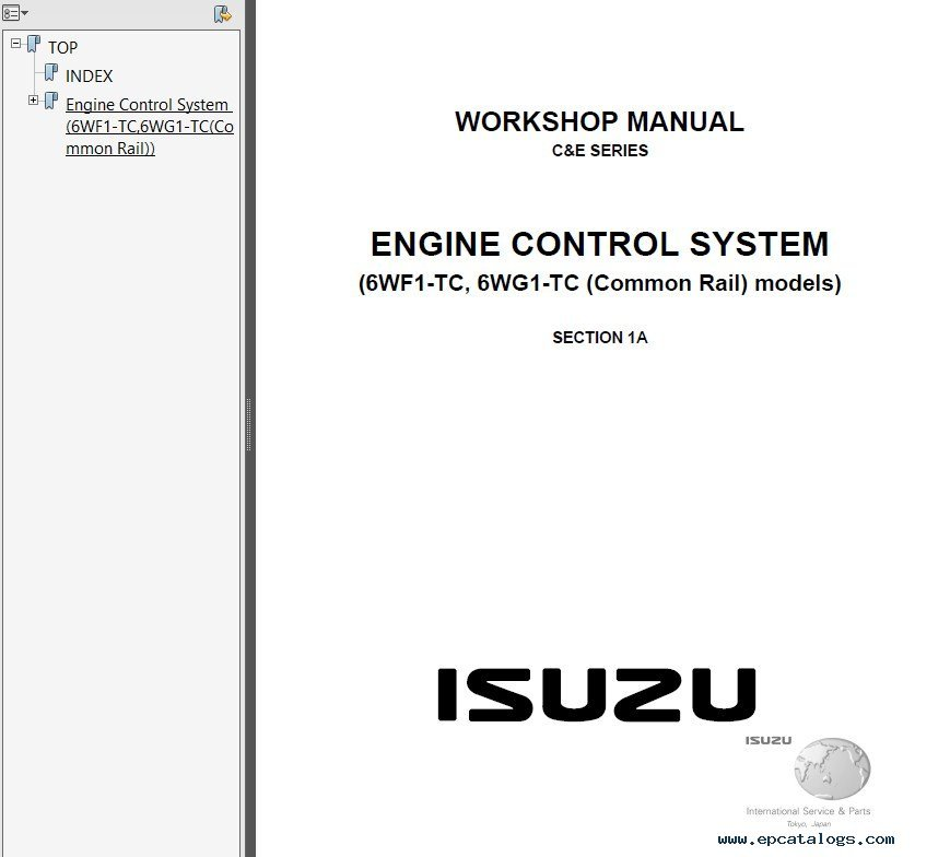 isuzu n series wiring diagram isuzu wiring diagrams