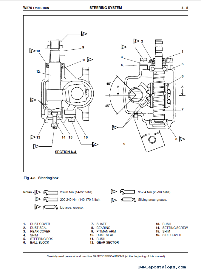 Air compressor Kobelco Manual