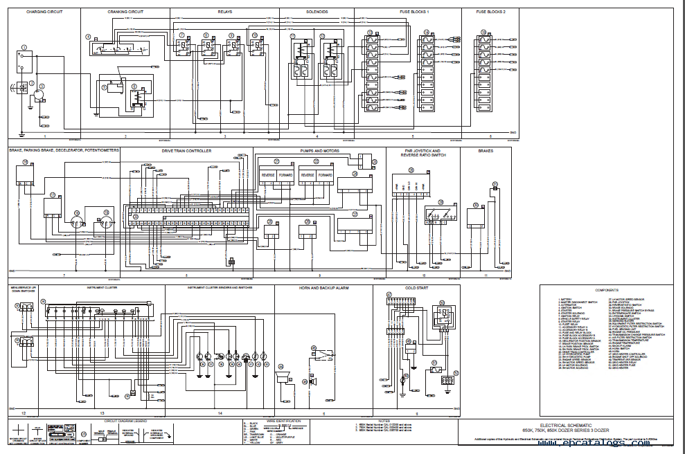 T800 Kenworth Fuse Location Diagram Com