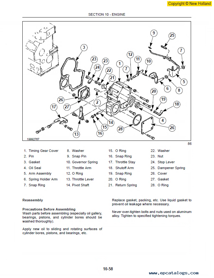 New Holland LS160 LS170 Skid Steer Loader workshop service repair manual new holland ls160 ls170 skid steer loader pdf manual 3126 Caterpillar Wiring Diagrams at mifinder.co