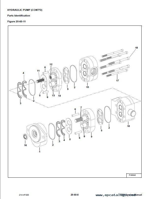 Track Loader For Sale >> Bobcat T750 Compact Track Loader Service Manual PDF