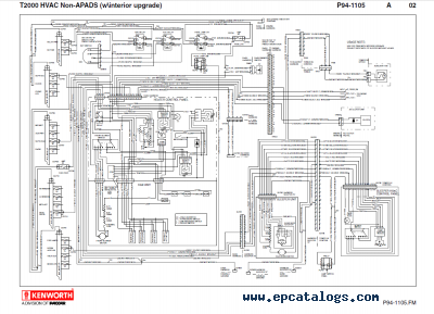 [SCHEMATICS_4FR]  2011) 97 Kenworth T600 Wiring Diagram.pdf - HP Workstation Z230 | Kenworth T600 Wiring Diagrams |  | HP Workstation Z230 - Overblog