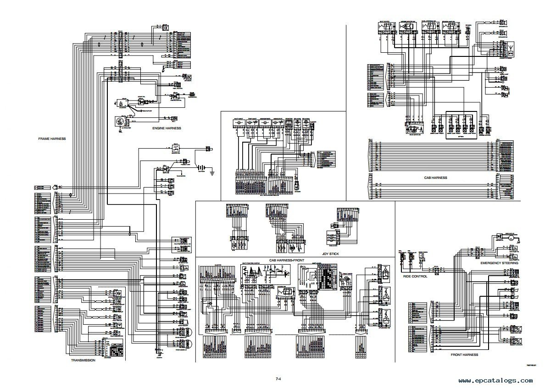 Hl760 7a Wiring Diagram Hyundai Worksheet And Golf Cart Wheel Loader Service Manual Pdf Download Rh Epcatalogs Com Elantra 2009 Sonata Engine