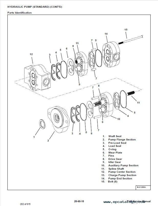 Bobcat T140 Service Manual