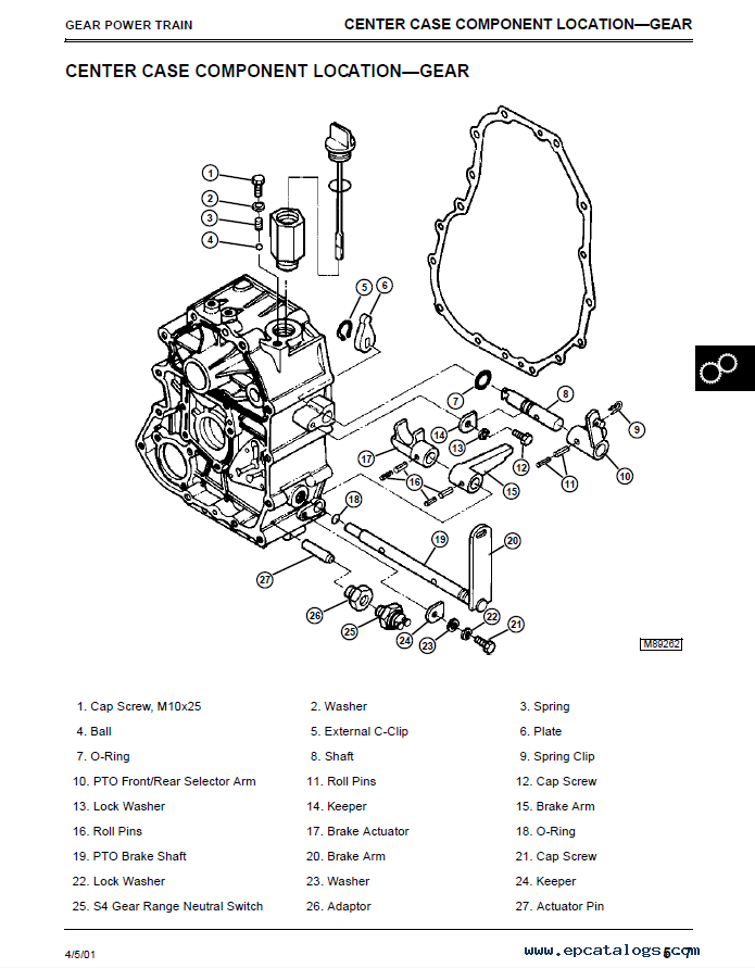 John Deere Hydraulic Steering Cylinder Diagram additionally John Deere 655 Tractor Parts as well Ford Case John Deere King Kutter Parts Backhoe Dozer Tractor as well 4100 John Deere Wiring Diagram as well 88rfq Change Front 4x4 Axle Seal John Deere 790. on john deere 4100 front axle diagram