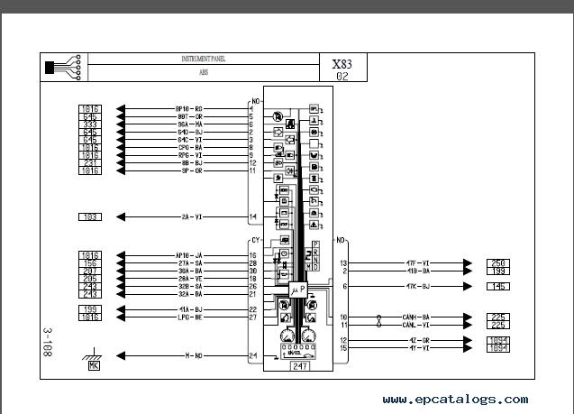 nissan primastar wiring diagram free download nissan primastar model x83 series 2002 service manual pdf 1991 nissan pickup radio wiring diagram free download