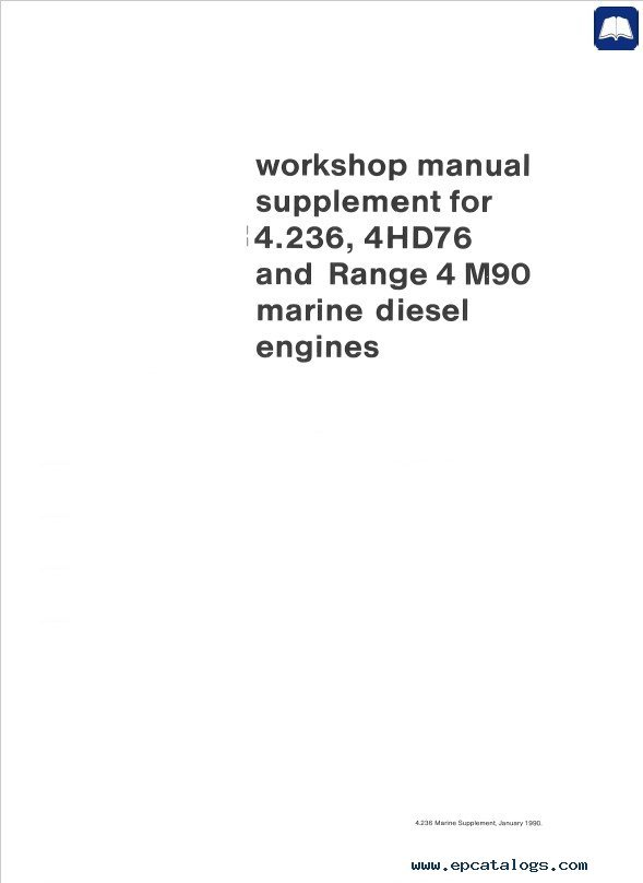 Perkins 4 2482  4 248  T4 236  4 236  4 212  T4 38 Engines Pdf