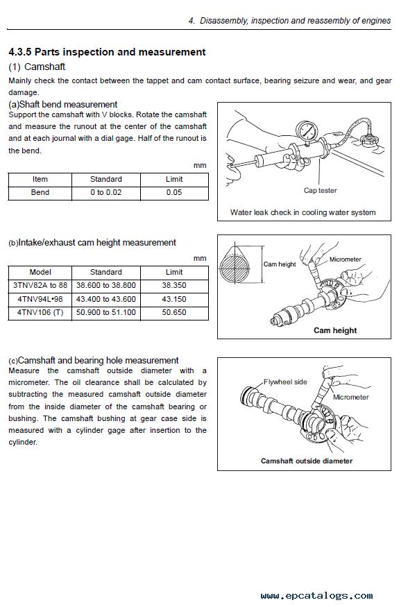 Takeuchi TL150 Crawler Loader Workshop Manual PDF