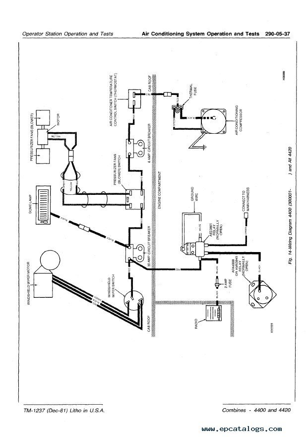 Wiring Diagram Of Car Aircon