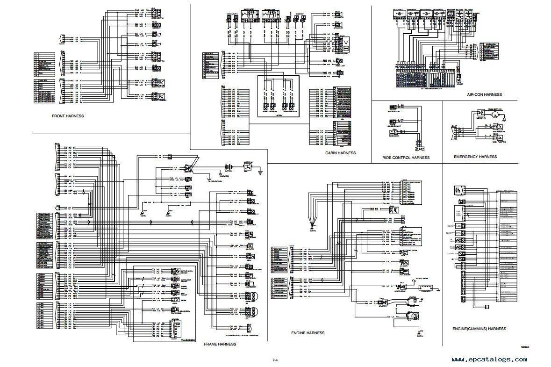 Hyundai Sonata Air Conditioner Diagram Schematic Diagrams 2009 Accent Wiring Hl760 7a House Symbols U2022 Pdf