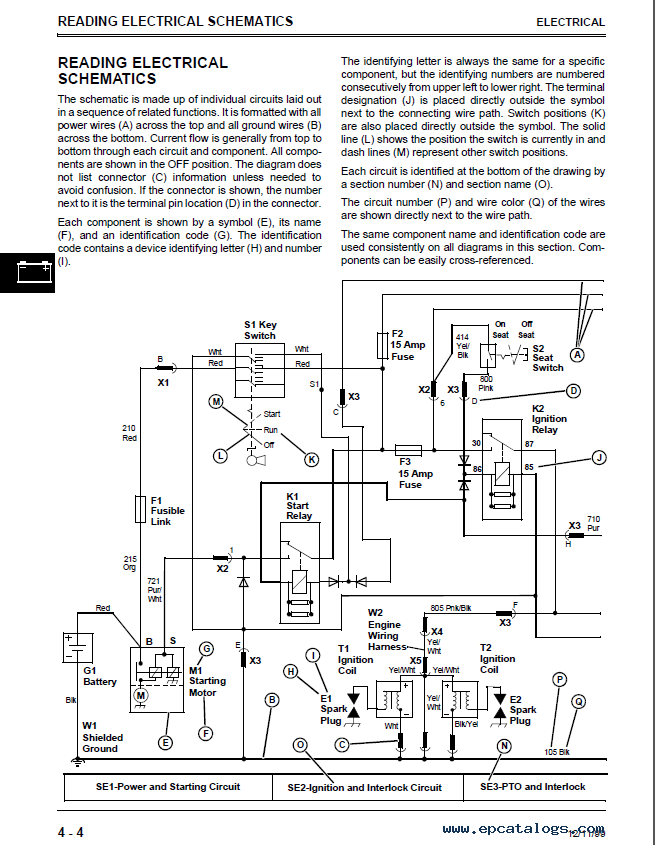 John Deere 2305 Wiring Diagram from www.epcatalogs.com