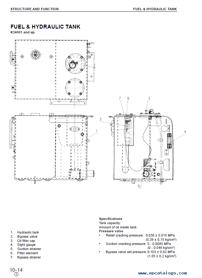 komatsu pc150 5 pc150 6k pc150lc 6k hydraulic excavators shop manuals pdf komatsu pc100 battery wiring diagram diagram wiring diagrams for  at cos-gaming.co