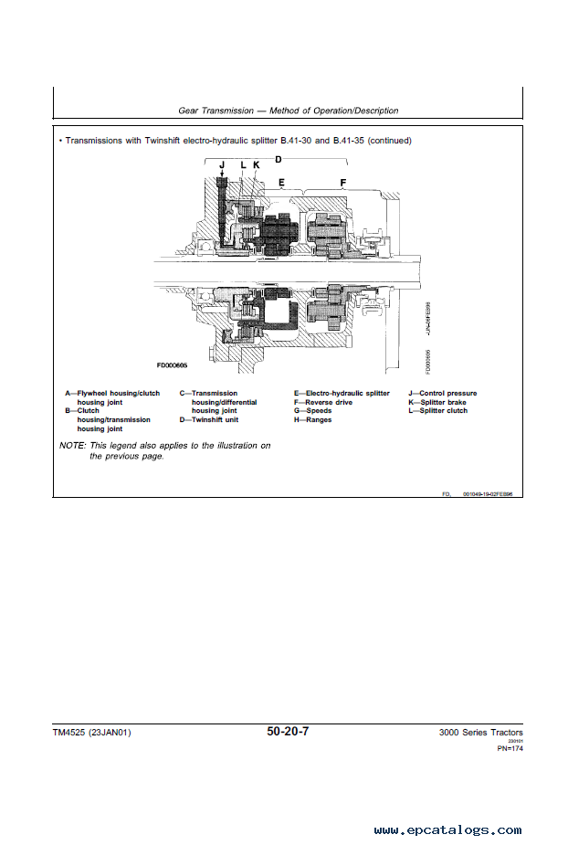 john deere 3100 3200 3200x 3300 3300x 3400 3400x tractors technical manual 3400 ignition switch wiring yesterday's tractors readingrat net Kubota Diesel Ignition Switch Wiring Diagram at gsmx.co