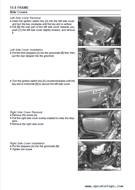 kawasaki vulcan 1600 vn 1600 mean streak motorcycle service manual pdf 04 vulcan 1600 wiring diagram vulcan 1600 classic \u2022 indy500 co Kawasaki Vulcan 1500 Wiring Diagram at bayanpartner.co