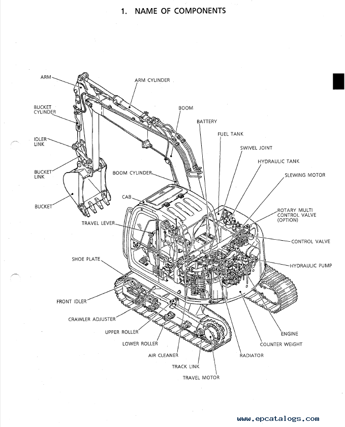 Kobelco Sk70sr Hydraulic Excavator Repair Manual Pdf Download