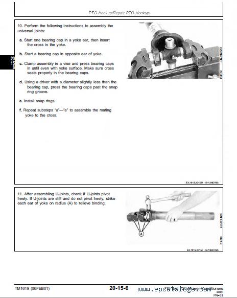 Manual John Deere Lanz 710