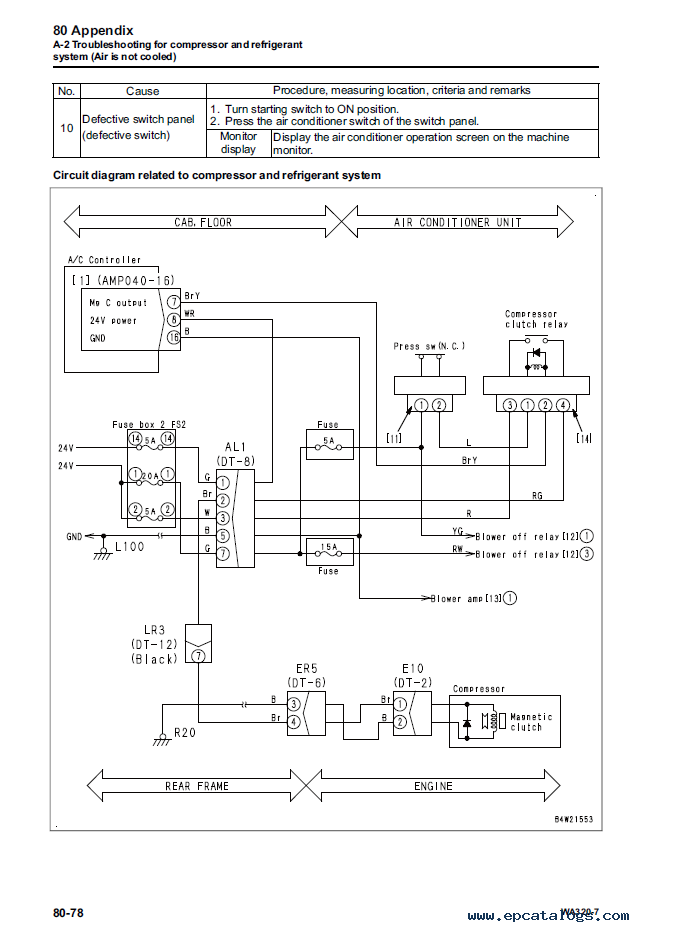 komatsu wheel loader wa320 7 shop repair manual pdf komatsu wa320 wiring diagram diagram wiring diagrams for diy car komatsu wa320 wiring diagram at virtualis.co