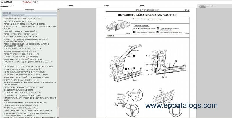 Lexus Ls460  460l Repair Manual Download