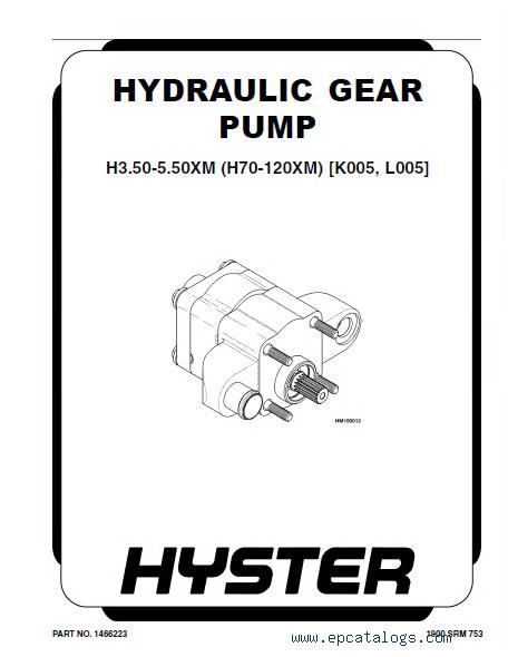 hyster challenger hxm hxm hxm hxm hxm hxm k enlarge repair manual hyster challenger h100xm h110xm h120xm h70xm