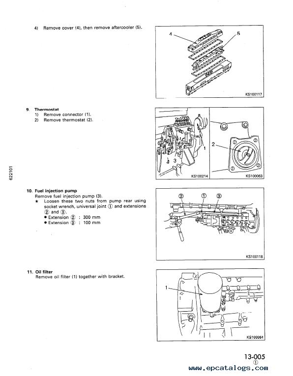 komatsu diesel engine 108 series shop manual pdf. Black Bedroom Furniture Sets. Home Design Ideas
