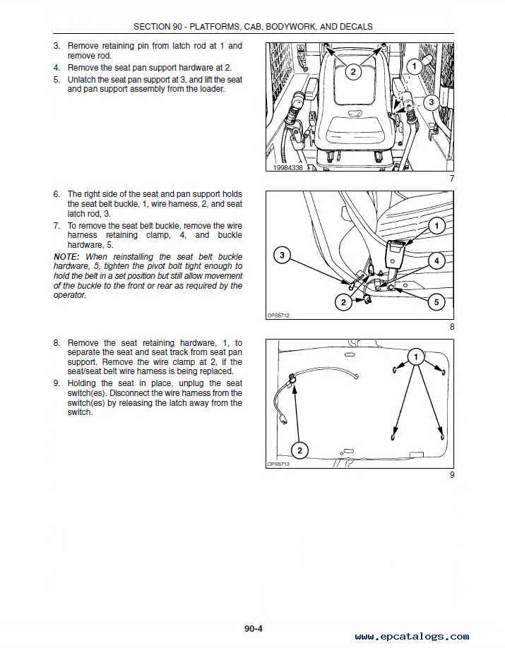 New Holland L175 C175 Repair Manual Skid Steer Compact Track Loader new holland l175 & c175 loaders repair manual pdf 3126 Caterpillar Wiring Diagrams at mifinder.co