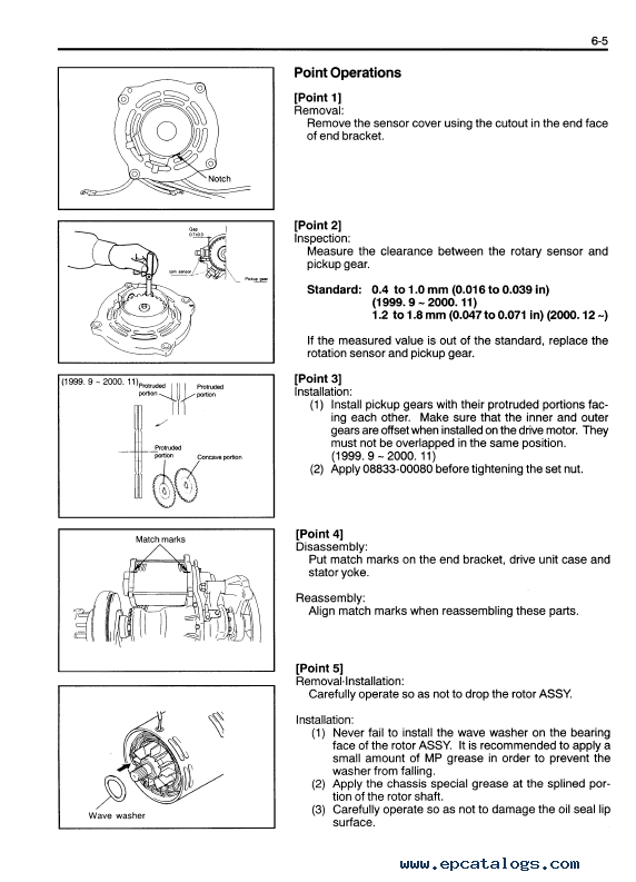 Download Toyota 7 FB 1035 Series Forklifts PDF Manual