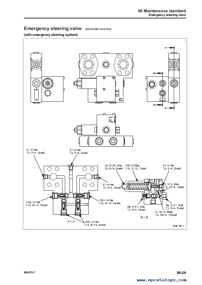 electrical wiring diagrams for motorcycles komatsu wheel loader wa270 7 shop manuals pdf  komatsu wheel loader wa270 7 shop manuals pdf