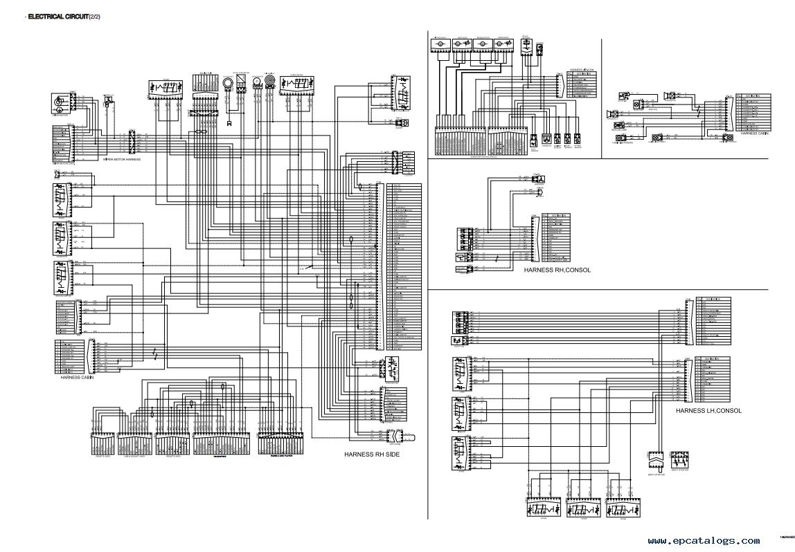 repair manual Hyundai R145CR-9A Crawler Excavator Service Manual - 3