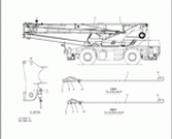 spare parts catalog KATO SR-250SP-V (KR-25H-V3) Manual Jib H type Outrigger