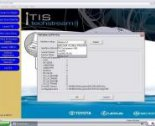 Diagnostic adapter interface Toyota TIS Techstream Setup V6.10 + Toyota Flash Reprogramming DVD