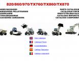 spare parts catalog Terex Fermec Parts Manuals