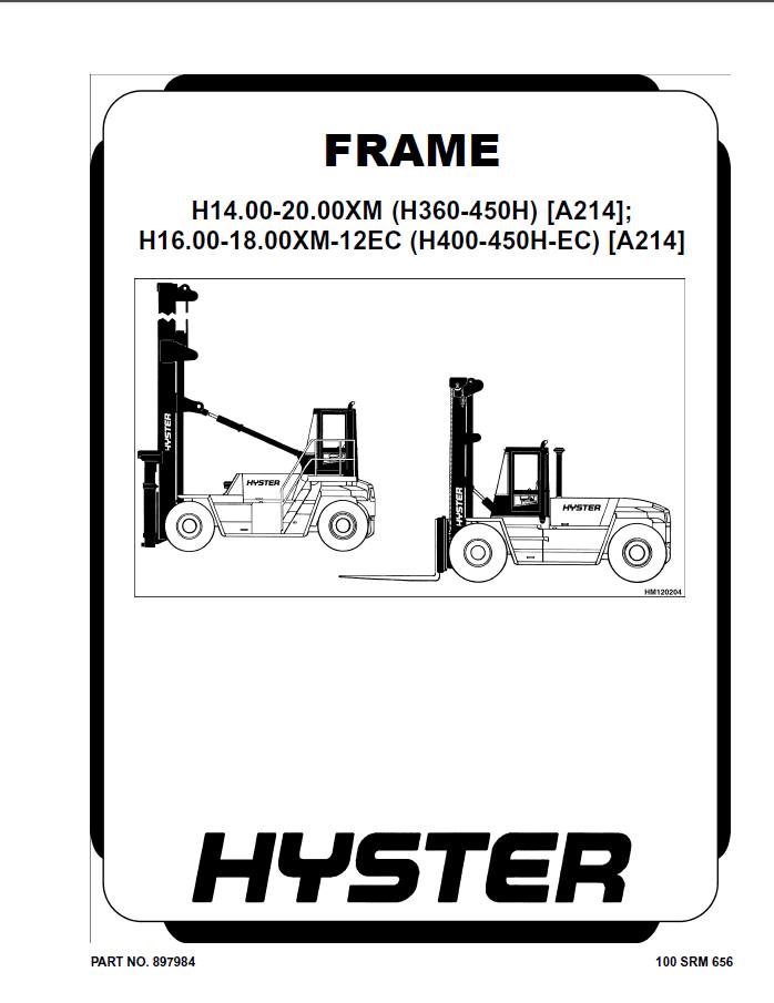 Hyster E50xl 33 manual