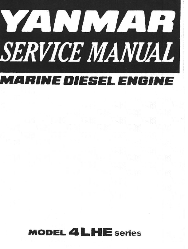 Yanmar Diesel Engine Parts Catalog Com