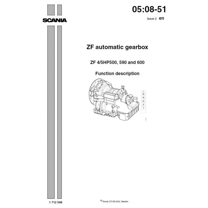 zf automatic gearbox 4 5hp500 590 600 pdf manuals rh epcatalogs com zf ecomat 5hp 600 manual ZF Transmission