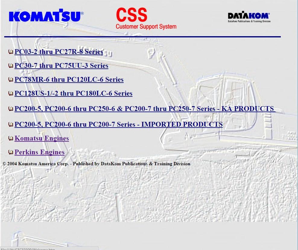 Komatsu Pc 200 8 Service Manual Wiring Library. Repair Manual Komatsu Css Service Hydraulic Excavators Pc03 To Pc250. Wiring. Komatsu Pc220lc Wiring Diagram At Scoala.co