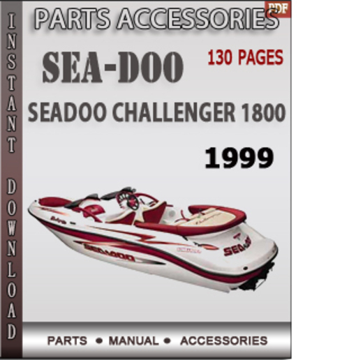 Seadoo Challenger 1800 1999 Parts Catalog parts manual parts book sea doo challenger wiring diagram wiring diagrams 2002 seadoo challenger 2000 wiring diagram at reclaimingppi.co