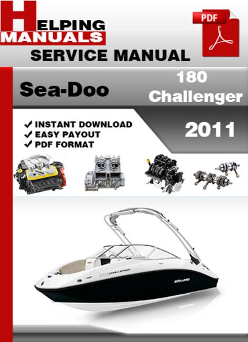 инструкция sea doo challenger 180